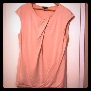 Talbots pinks sleeveless top